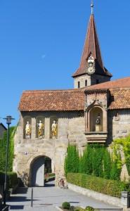 Fränkische Schweiz Kirche