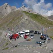 Le Col d'Agnel an einem einfach perfekten Tag
