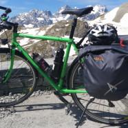 Ein neues Reiserad auf Reisen – ein bisschen Technik
