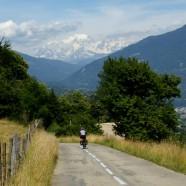 Kieler entdeckte seltenes Phänomen einer Wellness-Steigung in den französischen Alpen! *)