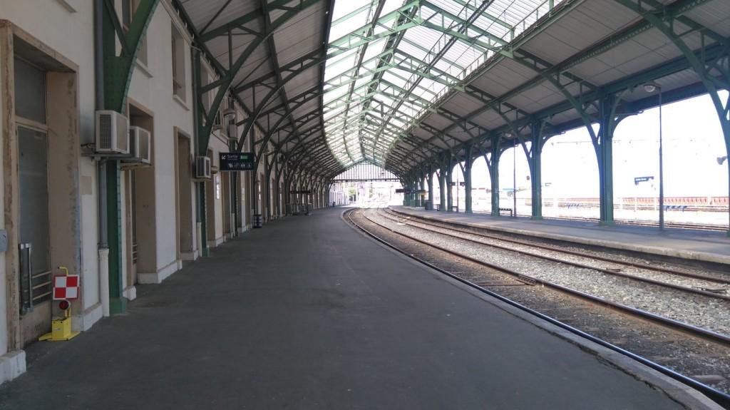 Gare International Cerbère