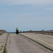 Von Port-la-Nouvelle nach St.-Cyprien-Plage  –  Wir nähern uns dem Ziel weit im Südwesten Frankreichs