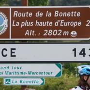 Finale am Bonette und am Mittelmeer