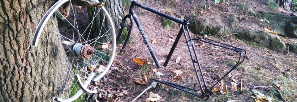 Fahrrad gefunden …