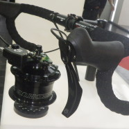 Endlich – Rohloff Schalt-/Bremshebel für den Rennlenker