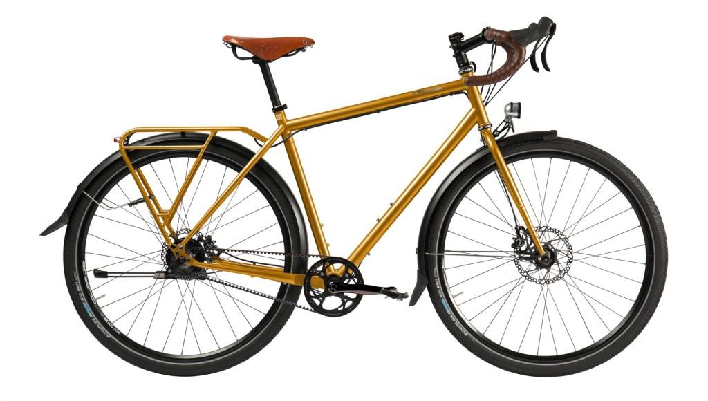 """Eines unserer meistverkauften Modelle: Das 29"""" Reiserad """"Tanami"""" in einer etwas ausgefallenen Farbe"""