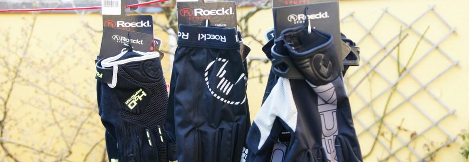 Handschuhe für die Tour