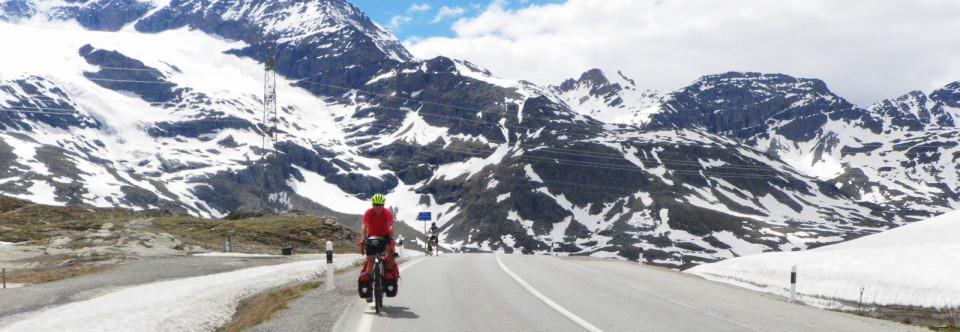 Wir waren wieder unterwegs in den Alpen – neu auf Instagram
