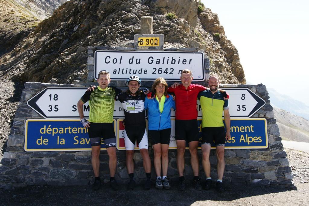 Col du Galibier 2642 m