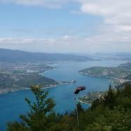 Zweite Etappe von Annecy nach Albertville