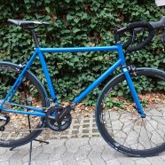Steel is real – Dieses Mal ein Rennrad !